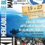 Casco Antiguo: Mercadillo de Buceo 2012
