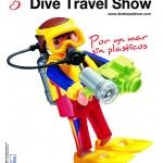Dive Travel Show 2013: Por un mar sin plásticos