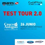 Mares Test Tour 2.0 en Casco Antiguo
