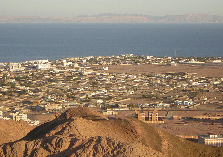 Dahab (vista lejana)
