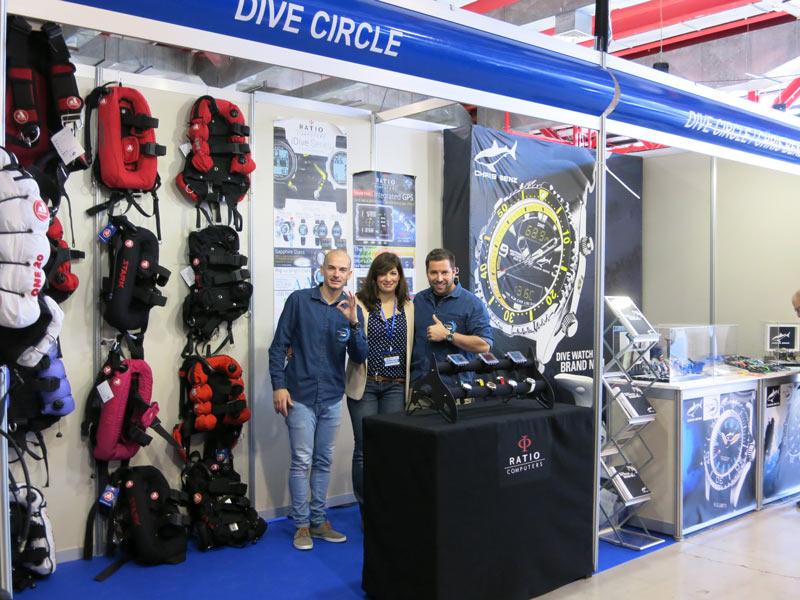 DTS2016-DiveCircle