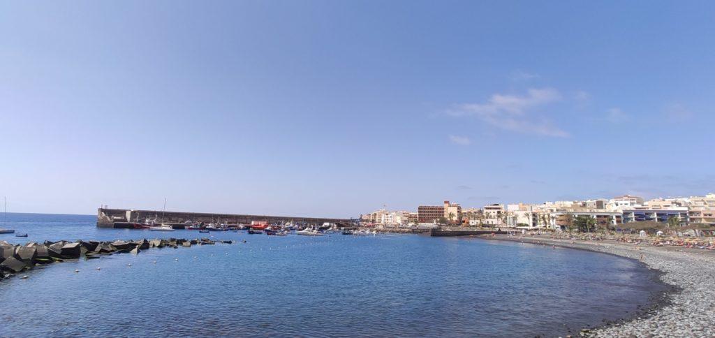 Bahía y Puerto de Playa de San Juan (Guía de Isora)